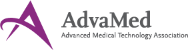 Advamed logo -wide